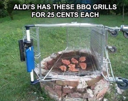 Need A Grill Mesh?